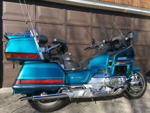 Honda Gold Wing GL1500SE, a timeless beauty, a must see!