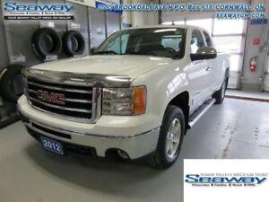 2012 GMC Sierra 1500 SLE EXT CAB  - $187.51 B/W