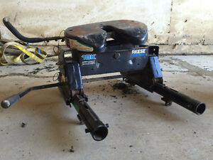 Reese 18K 5th wheel trailer hitch - REDUCED