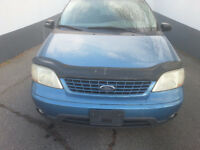 2002 Ford Windstar 7 Seater Minivan