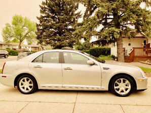 Loaded Cadillac STS 2008