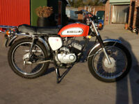 KAWASAKI BUSHMASTER 1970 90cc