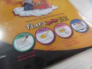 Shrinky dinks ez fun shrinkable plastic - rings necklaces & more