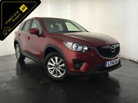 2014 MAZDA CX-5 SE-L LUX NAV D DIESEL ESTATE 1 OWNER MAZDA HISTORY FINANCE PX