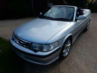 CHEAP CAR - 2001 51 SAAB 9-3 2.0 SE TURBO ECO 2D 154 BHP