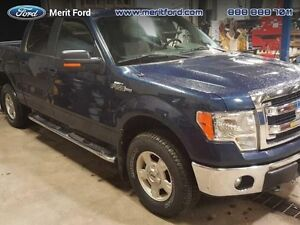 2014 Ford F-150 XLT  - one owner - local - trade-in - ex-lease