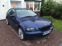 BMW 318ti Compact 2003