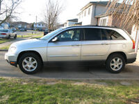 2004 Chrysler Pacifica V6 SUV, Crossover