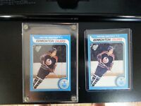 Amazing Hockey Card Collection