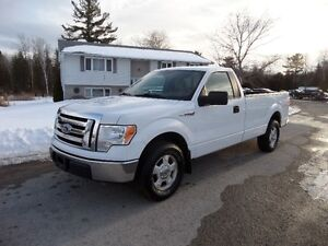 2010  FORD F150 XLT 2 WD 4.6 AUTO 8FT BED $6495. CERT.