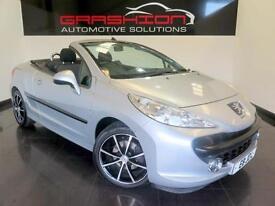 2009 Peugeot 207 CC 1.6 HDi FAP Sport 2dr