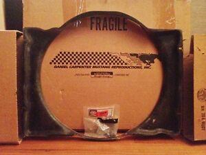 Radiator Fan Shroud, 67-70 Mustang