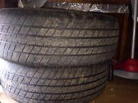 Pro Meter Tires