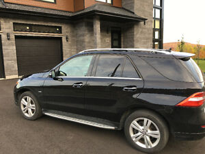 2012 Mercedes-Benz ML 350 bluetec VUS