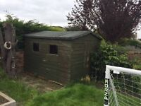 Free shed ( in need of repair)