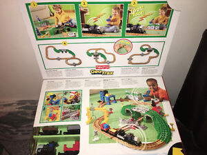 Fisher Price Geo Trax Rail and Road System Cambridge Kitchener Area image 2