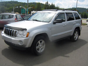 2007 Jeep Grand Cherokee LIMITED 3.0L DIESEL VUS