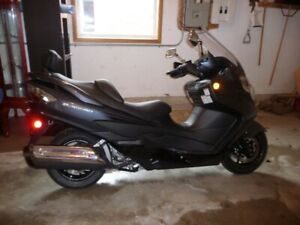 """"""" 2012 Suzuki Burgman 400 Limited - REDUCED !!!! """""""