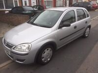 Vauxhall Corsa life twinport 1.0 2004, manual, silver, 5 door hatch, 63k s/h, mot & tax