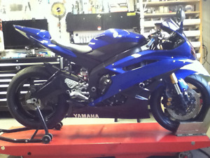 2007 YAMAHA R6 FOR SALE.