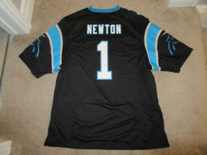 NEWTON NFL Football Jersey - Brand New with Tags - XL