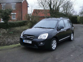 2010 KIA CARENS 2.0 PETROL AUTO GS (7 SEAT) - FSH - ONE OWNER - LOW MILES @26K