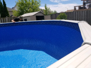 Swimming pool and hottub services