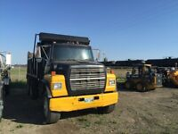 Reduced!!!!! Gravel dump truck