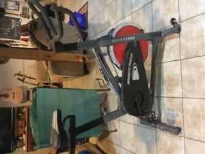 Whirly cycle 92h Aerobic flywheel excercise bike.