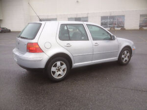 2000 Volkswagen Golf GLS TDI **Air Climatise**Groupe Electrique