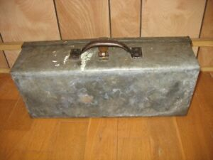 Antique (70 years), Very Strong, Toolbox