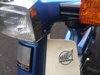 1986 collectors rare classic moped Honda C90 club economy