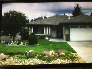 Beautiful Custom Walkout Bungalow in Salmon Arm