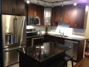 2bed 2 bath and den corner penthouse. Langley