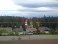 North Nanaimo Ocean View Two Bedroom Suite for rent