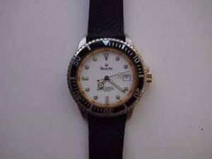 BULOVA SUBMARINER DIVER AUTOMATIC WATCH, Swiss made Allawah Kogarah Area Preview