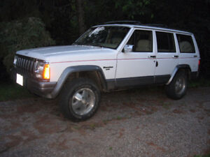 1992 Jeep Other Laredo SUV, Crossover/184K-1-owner-No Winters