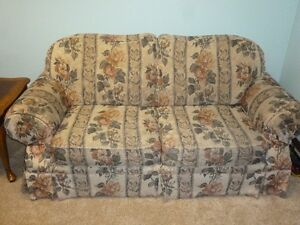 Two Older Love Seats