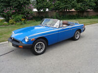 1977 MGB MARK IV
