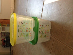 Tupperware food storage Peterborough Peterborough Area image 1