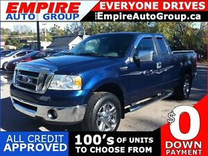 2008 FORD F-150 XLT * 4WD * POWER GROUP