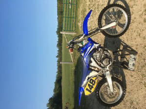 08 yz450f + 06 yz125 package deal