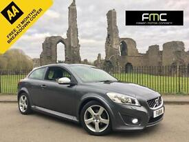2013 Volvo C30 R-Design 1.6D D2 1.6D 115BHP **55MPG - Heated Leather - FSH**