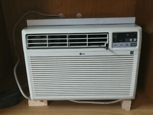 LG Air conditioner 7800Btu/h and 5000Btu/h for sale