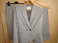 Ladies Grey business suit, 3 piece AustinReed