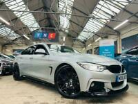 2016 BMW 4 SERIES GRAN COUPE 2.0 420d M Sport Gran Coupe Auto (s/s) 5dr Hatchbac