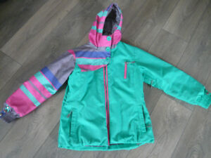Girls 2 pc. Winter Jacket and Snowpants - Firefly Brand - $80