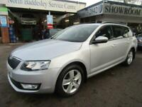2014 Skoda Octavia 1.6 TDI SE 4x4 5dr Estate Diesel Manual