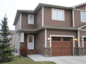 St.Vital Town Home for Rent Available December or January, 2018