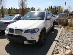 BMW X5 low kms
